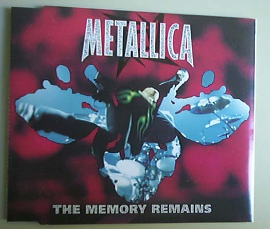 METALLICA - Memory Remains Album