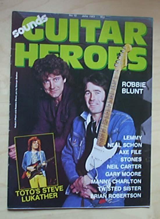Guitar Heroes 10