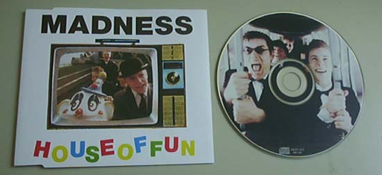 MADNESS - HOUSE OF FUN