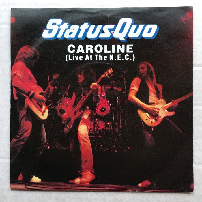 STATUS QUO - Caroline - Live At The Nec