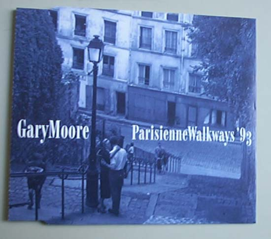 Parisienne Walkways '93 - GARY MOORE