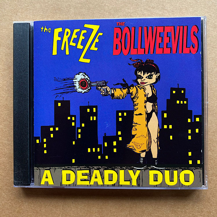 FREEZE/BOLLWEEVILS - A DEADLY DUO