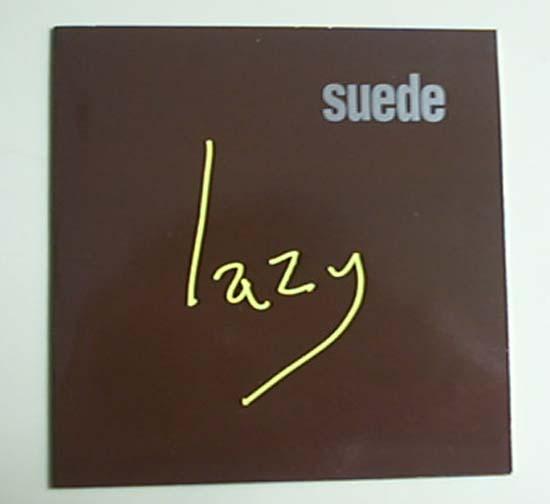 Suede album nude can