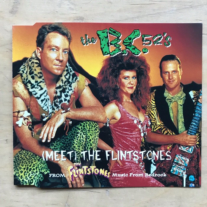 B-52'S - MEET THE FLINTSTONES