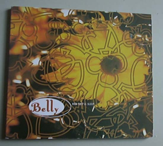 BELLY - NOW THEY'LL SLEEP - CD single