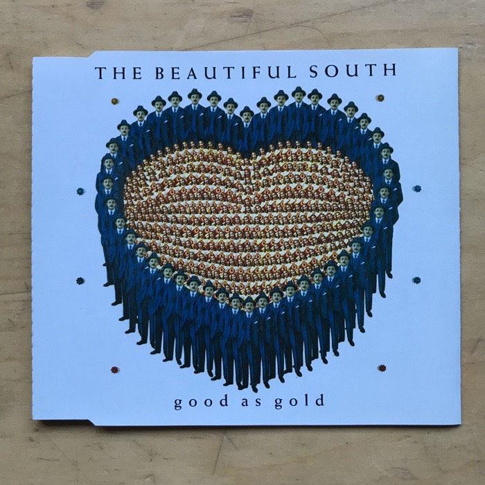 BEAUTIFUL SOUTH - Good As Gold Album
