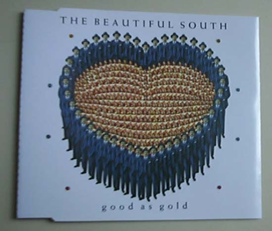 BEAUTIFUL SOUTH - Good As Gold Record