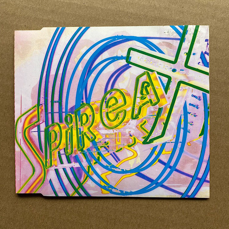 SPIREA X - SPEED REACTION - CD single