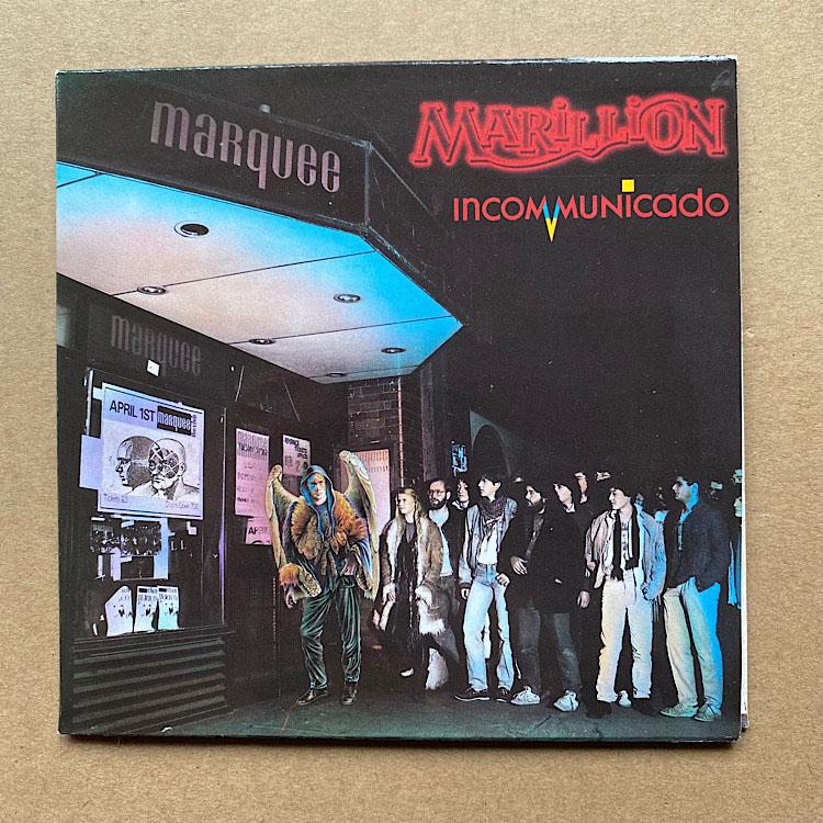 MARILLION - INCOMMUNICADO - CD single