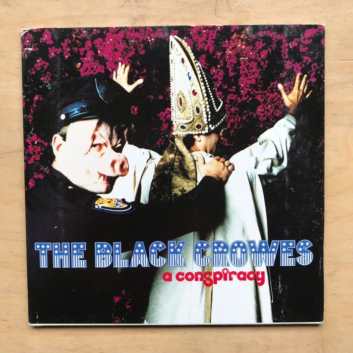 BLACK CROWES A CONSPIRACY