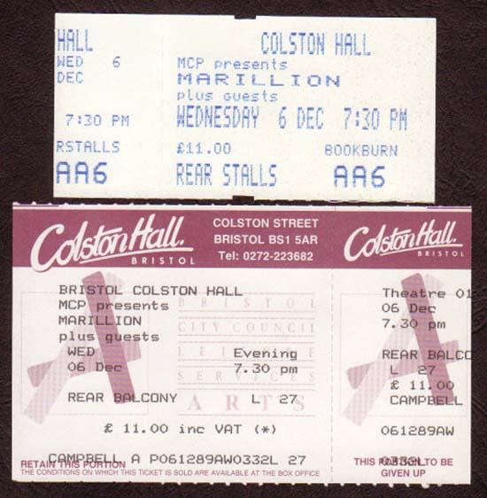 Bristol Colston Hall