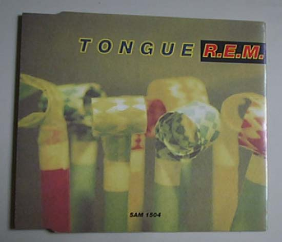 R.E.M. - Tongue Album