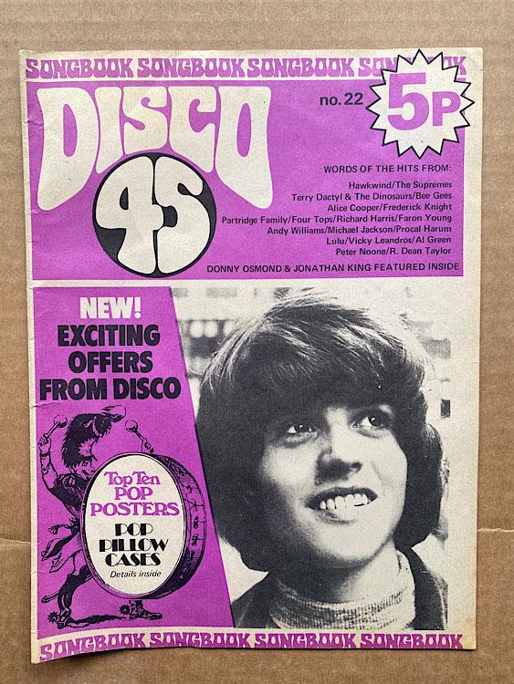 Disco 45 No22