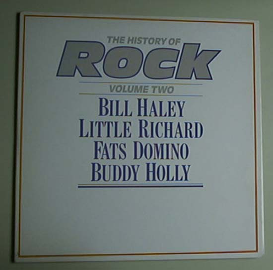 History Of Rock Vol 2 Double Album