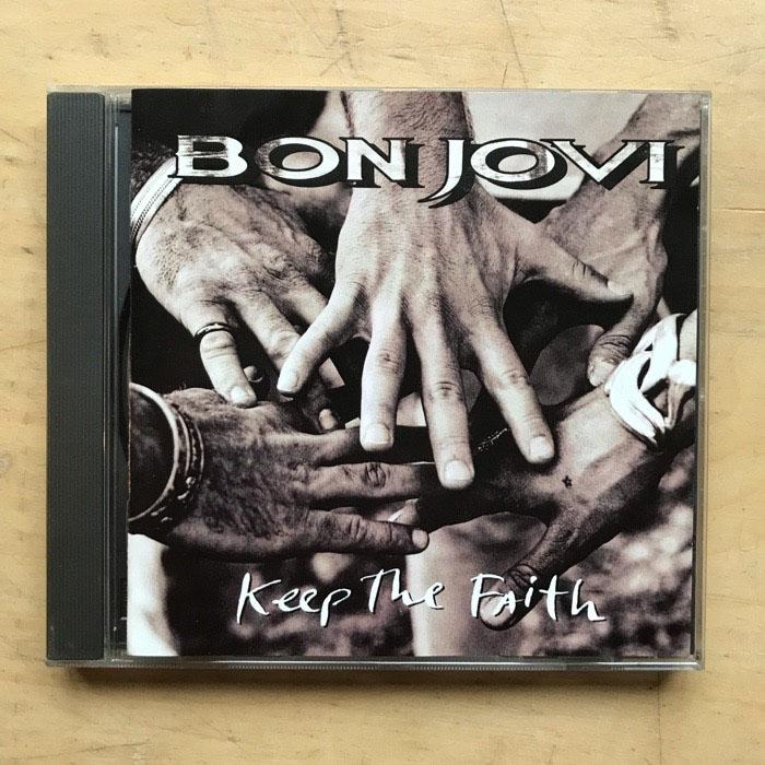 BON JOVI - Keep The Faith Single