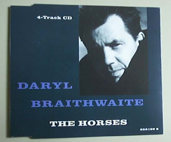 singles in braithwaite Daryl braithwaite - howzat- acoustic piano version - wmv by speedboatsforbrkfast 3:51 play next play now daryl braithwaite - sugar train by krastyn 3:40.