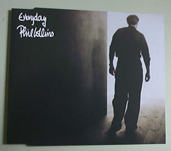 PHIL COLLINS - EVERYDAY - CD single