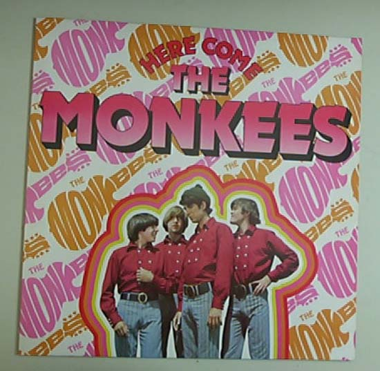 Here Come The Monkees