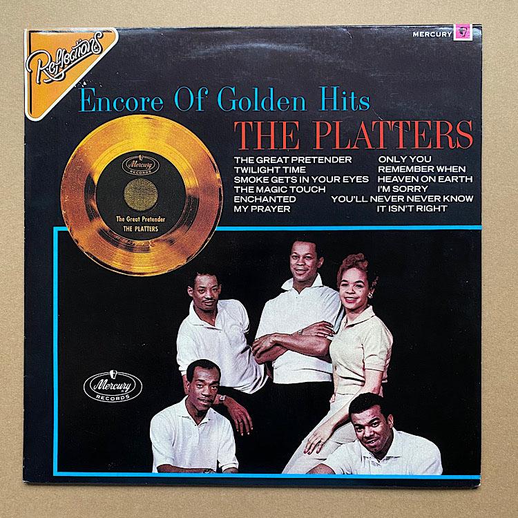Platters Encore Of Broadway Golden Hits Mint Mercury