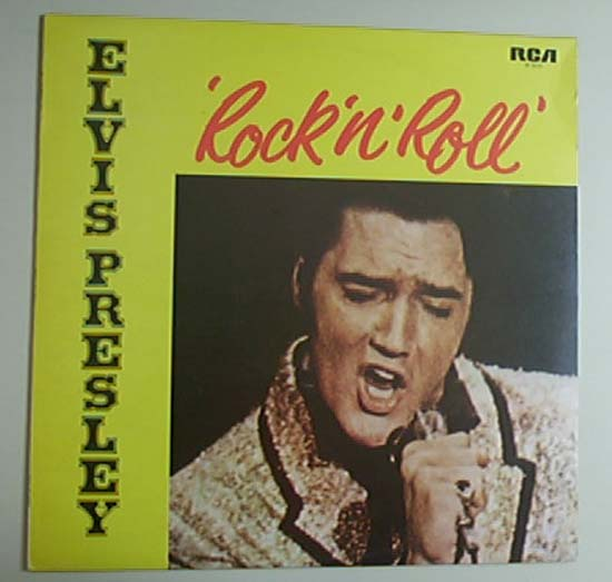 Rock N Roll - ELVIS PRESLEY