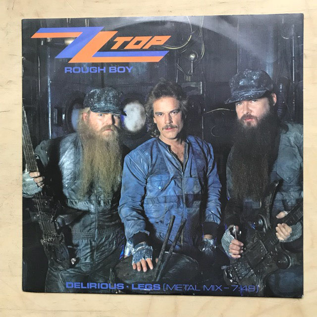 ZZ TOP - ROUGH BOY