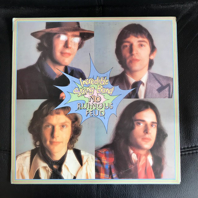 INCREDIBLE STRING BAND - No Ruinous Feud EP