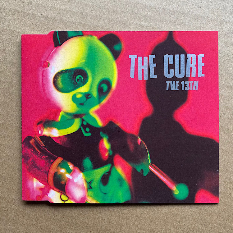 The Cure The 13th