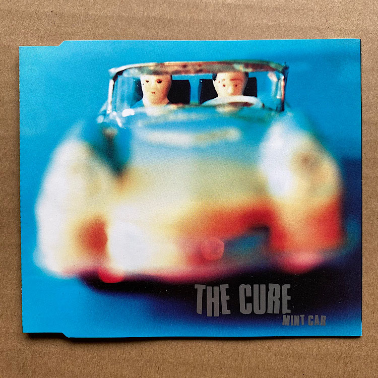 CURE - Mint Car(radio Mix)