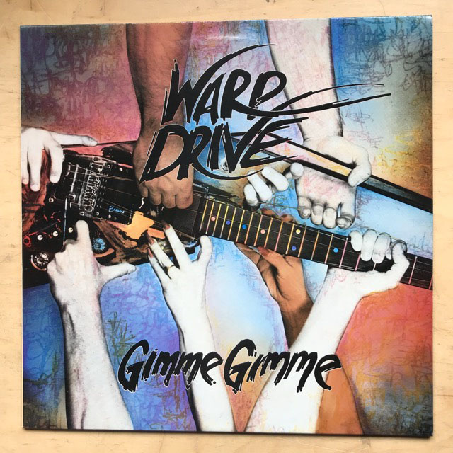 WARP DRIVE - GIMME GIMME