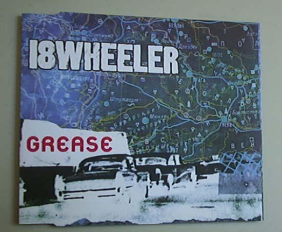 18 WHEELER - GREASE - CD single
