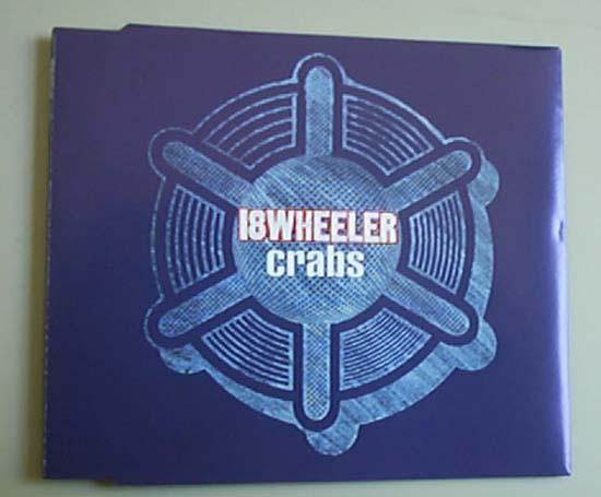 18 WHEELER - CRABS - CD single