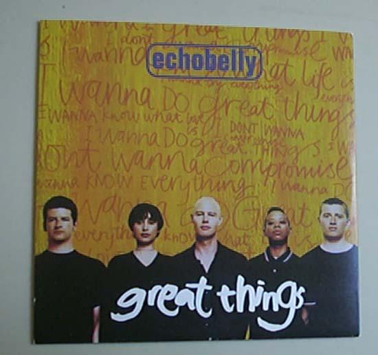 ECHOBELLY - GREAT THINGS(CD1)