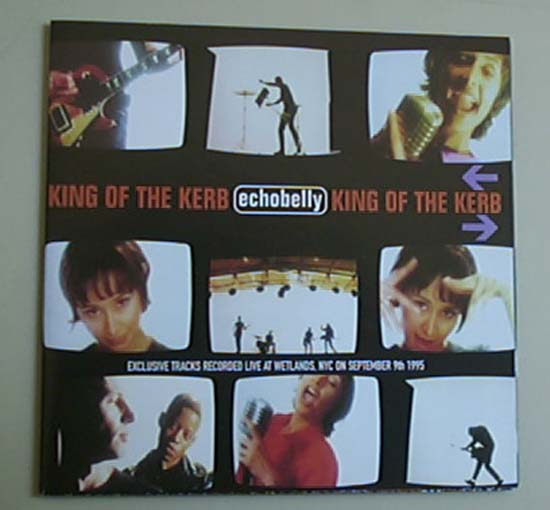 ECHOBELLY - KING OF THE KERB(CD2)