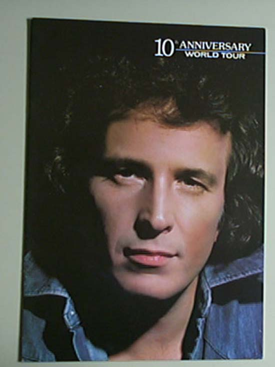 DON MCLEAN - 10TH ANNIVERSARY TOUR - Concert Program