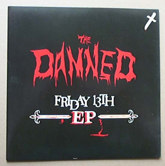 DAMNED - FRIDAY 13TH