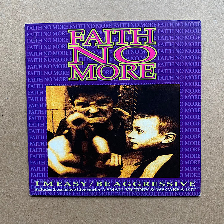 FAITH NO MORE - I'M EASY(CD2)