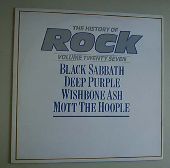 History Of Rock Volume 27