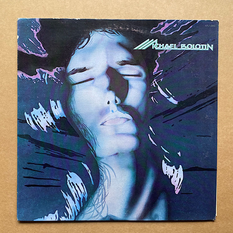 MICHAEL BOLOTIN - Michael Bolotin Album