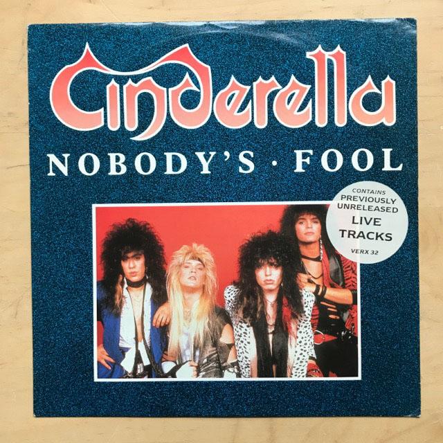 CINDERELLA - Nobody's Fool CD