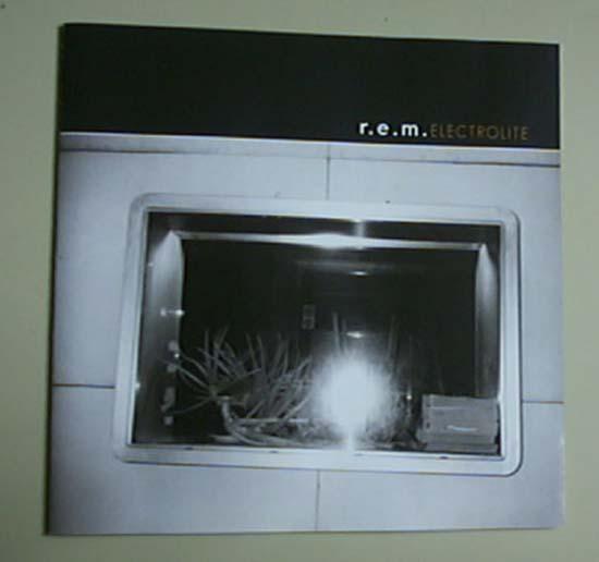 R.E.M. - ELECTROLITE