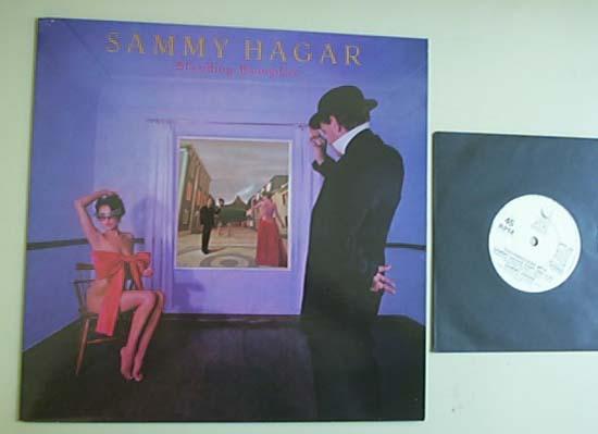 "SAMMY HAGAR - Standing Hampton(+7"")"