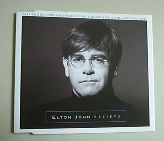 ELTON JOHN BELIEVE(CD2)