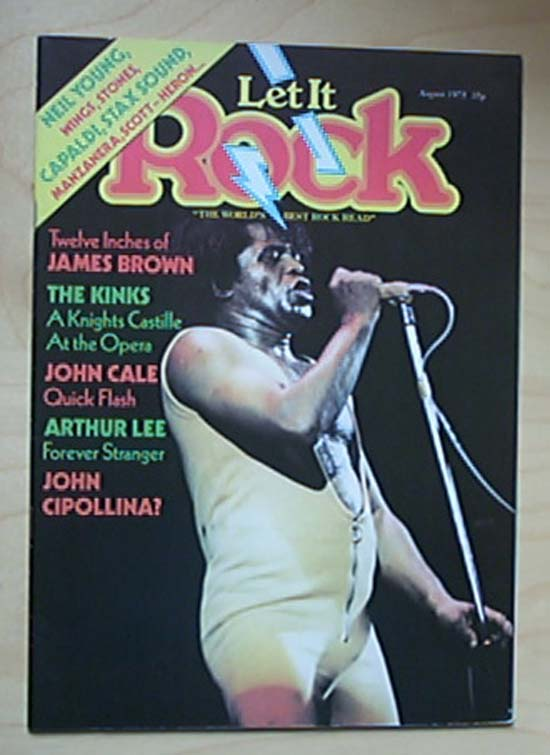 Let It Rock August 1975