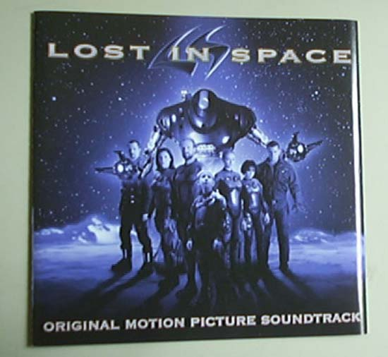ORIGINAL SOUNDTRACK - Lost In Space