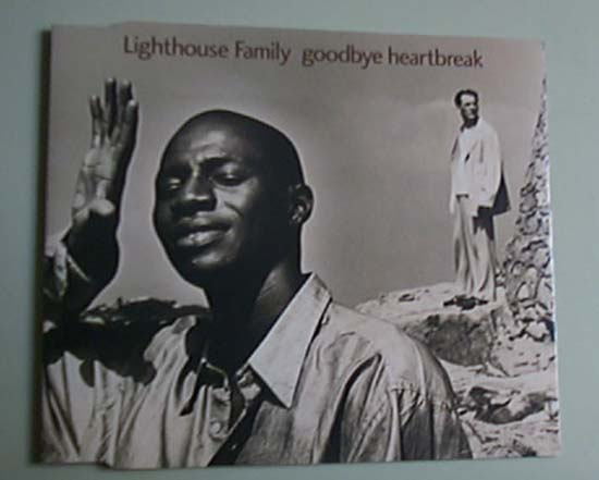 LIGHTHOUSE FAMILY - Goodbye Heartbreak Album