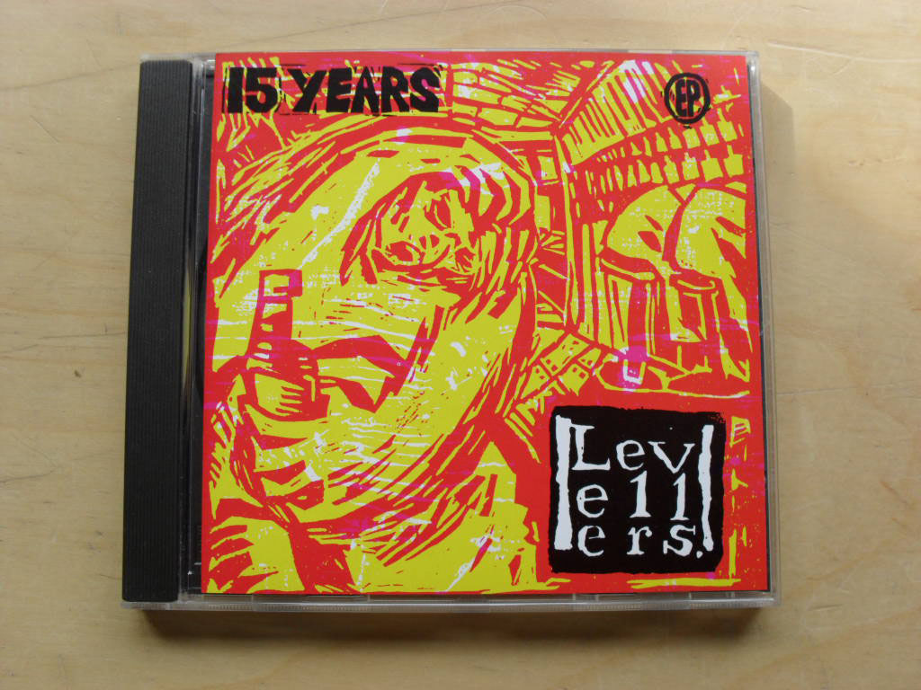 LEVELLERS - 15 YEARS - CD single