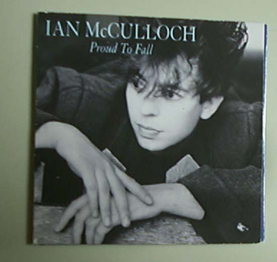 IAN MCCULLOCH - Proud To Fall Album