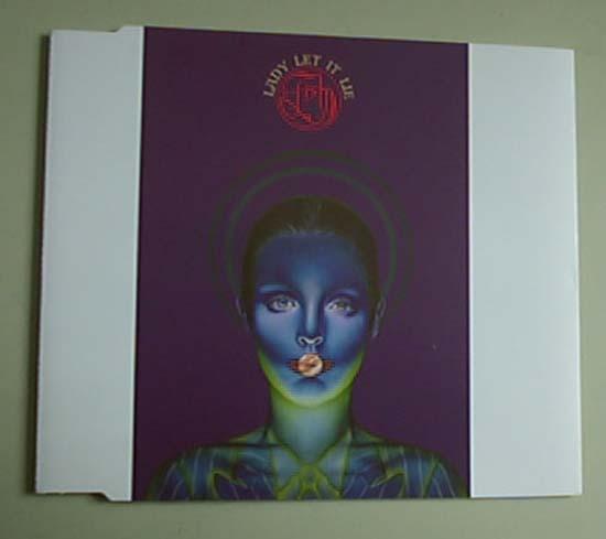 FISH - LADY LET IT LIE(CD2) - CD single