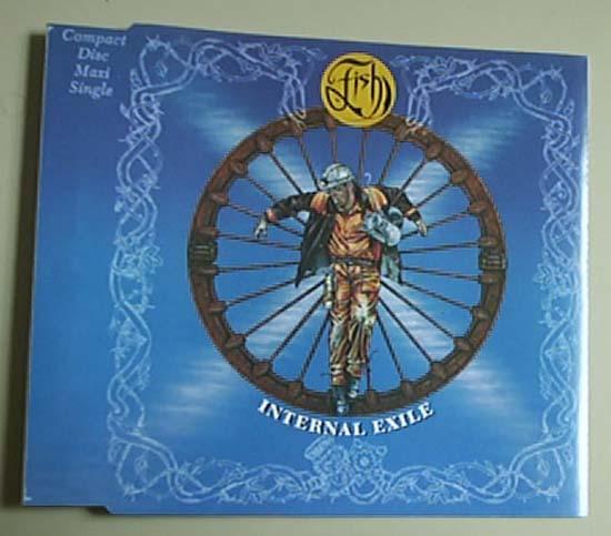 FISH - INTERNAL EXILE - CD single