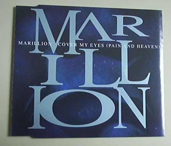 MARILLION - COVER MY EYES - CD single